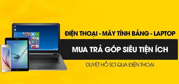 Máy tính, Laptop, PC Trả góp 0%; hỗ trợ toàn quốc