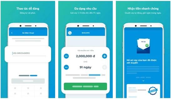 App vay tiền mặt BaGang: Vay online nhanh bằng công nghệ