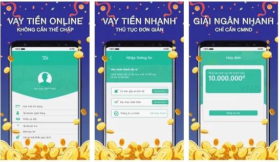 Ứng dụng vay tiền iDong - Vay Online - 30s Có tiền ngay