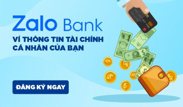 Vay tiền Zalo Bank, khoản vay tới 120 triệu; thời hạn 36 tháng